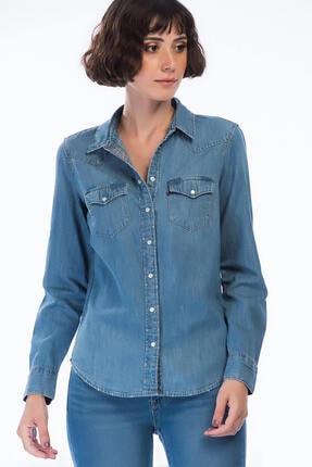Levi's Kadın Jean Gömlek 58930-0007
