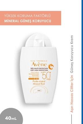 Avene Fluide Mineral Spf 50+ 40 ml
