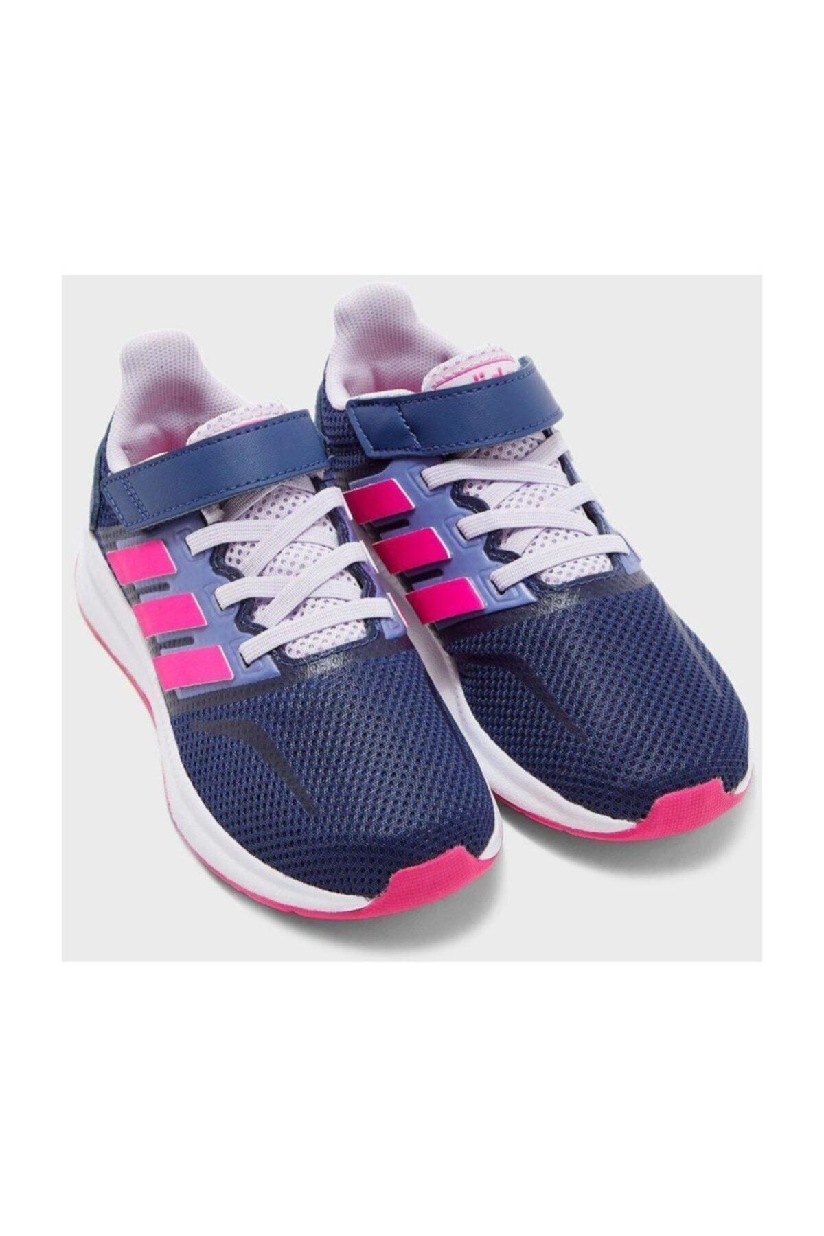 adidas Kız Çocuk Eg6148 Runfalcon Koşu Spor Ayakkabı 1