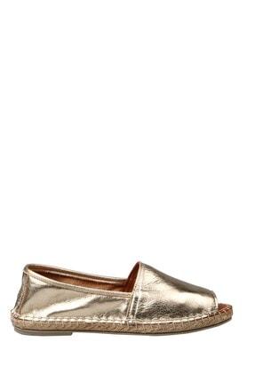 Hammer Jack Altın Kadın Ayakkabı 195 1637-z
