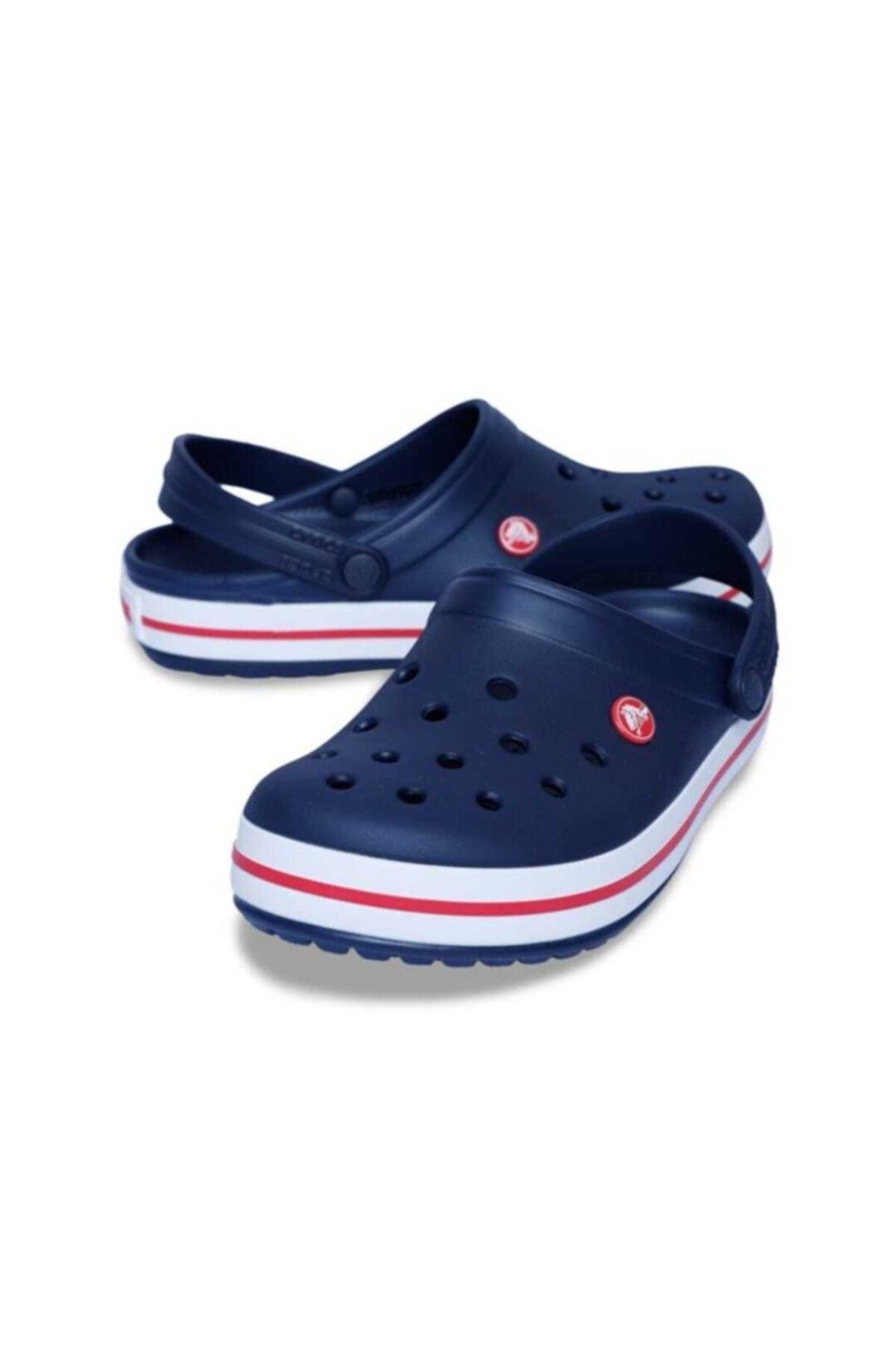 Crocs Unisex Terlik & Sandalet - Lacivert 2