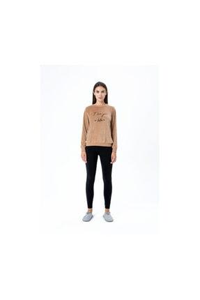 Tchibo Kadın Latte Sweatshirt