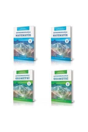 Antrenman Yayınları Antrenmanlarla Matematik 1-2 Geometri Seti 1-2 Kitap