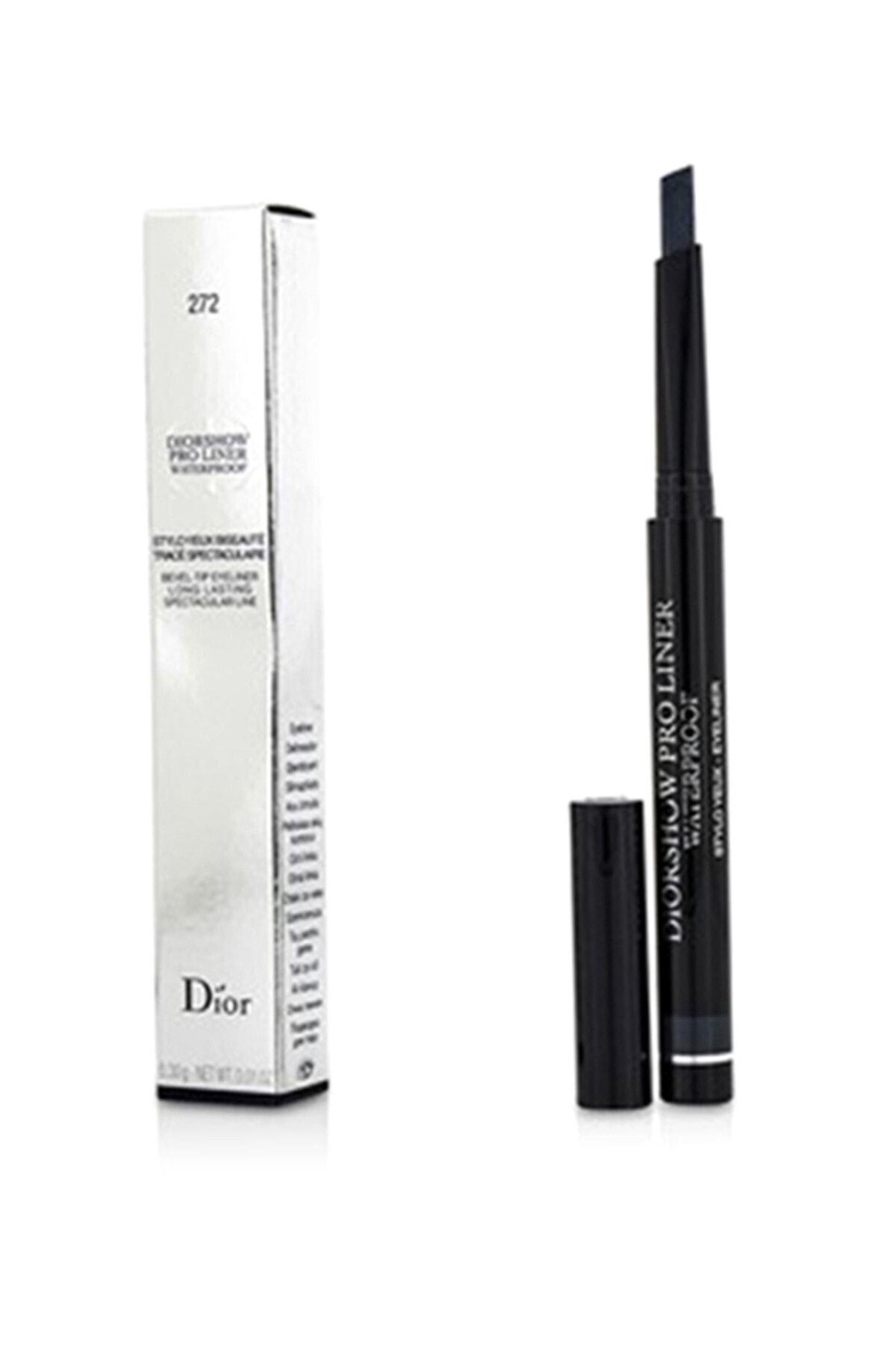 Dior Suya Dayanıklı Mavi Eyeliner - Diorshow Proliner 272 Pro Blue 3348901252829 1