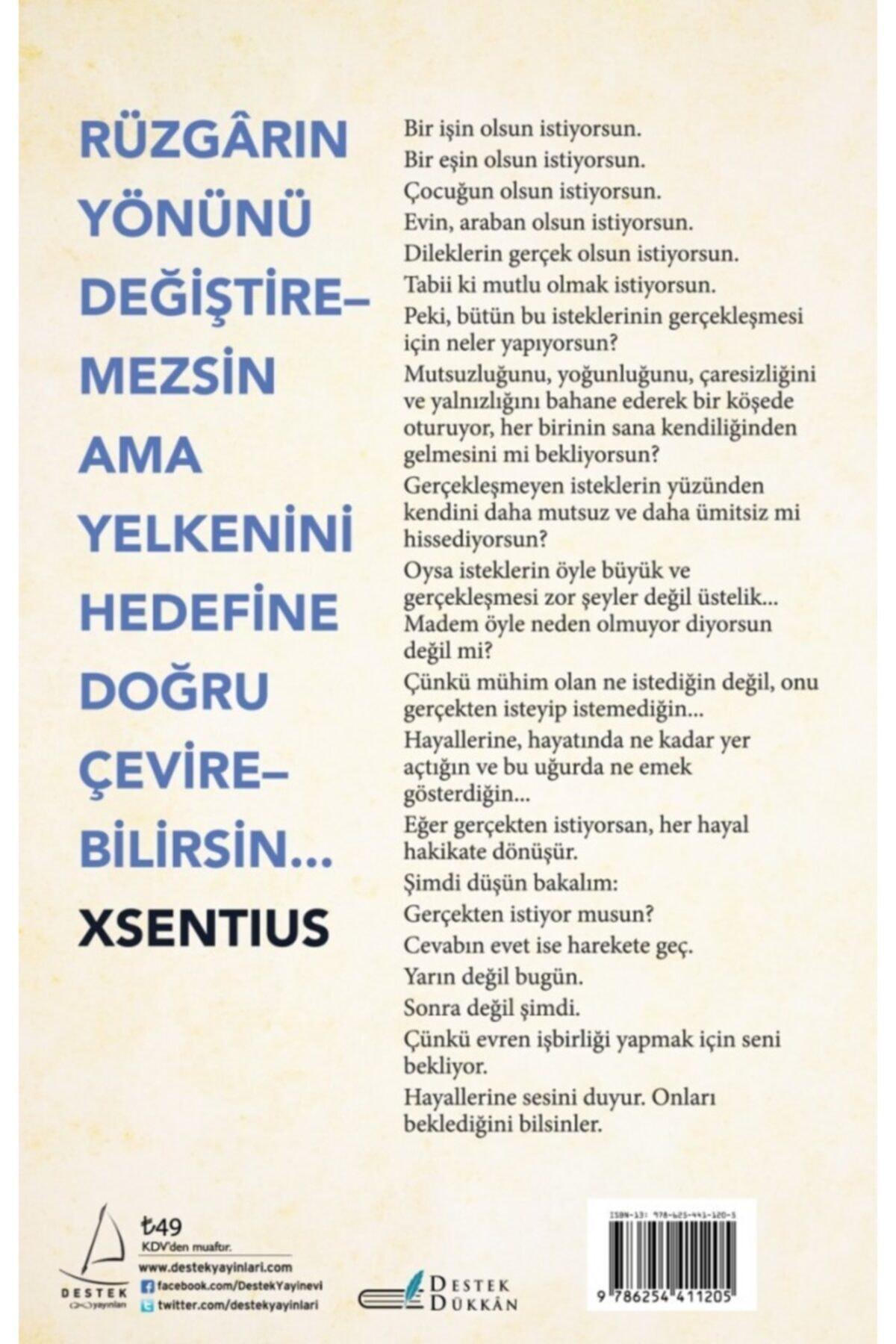 Destek Yayınları - Gerçekten Istiyor Musun? / Anette Inselberg 2