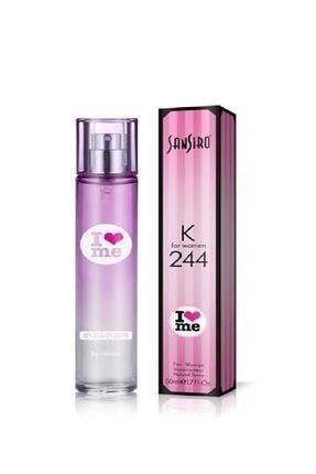 Sansiro K-244 Edt 50 ml Kadın Parfümü 8680186306442