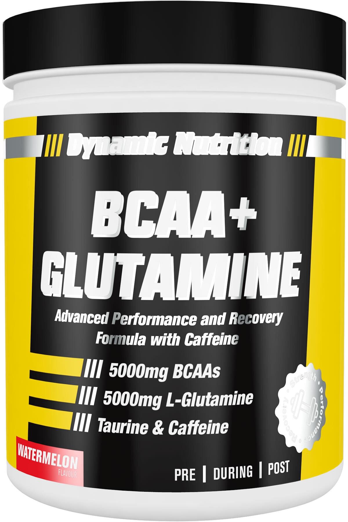 Dynamic Nutrition Dynamic Bcaa + Glutamine 300 Gr (karpuz Aromalı) 1