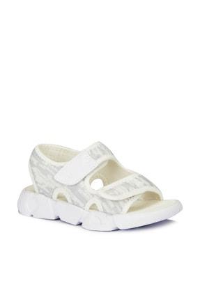 Vicco Kuki Unisex Çocuk Beyaz Sandalet