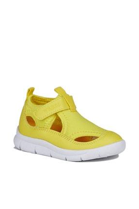Vicco Berry Unisex Çocuk Sarı Spor Ayakkabı