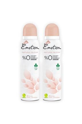 Emotion Natural Bloom Deodorant 2x150ml
