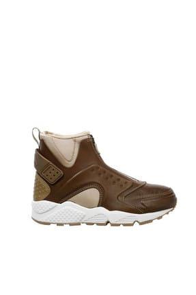 Nike Kadın Sneaker -  Air Huarache Run Mid 807313-900 Spor Ayakkabı - 807313-900