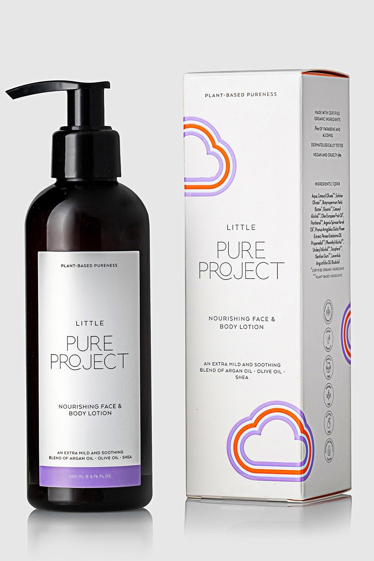 Pure Project Besleyici Yüz Ve Vücut Losyonu 1