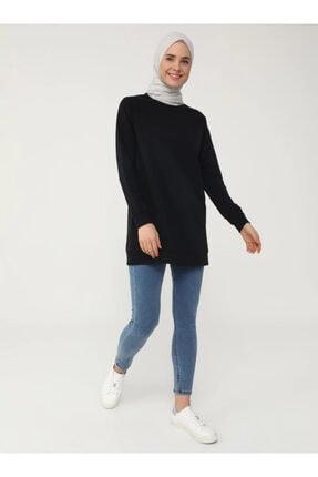 Refka Kadın Basic Sweatshirt