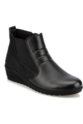 Polaris 92.151084.Z Siyah Kadın Comfort Ayakkabı 100573793