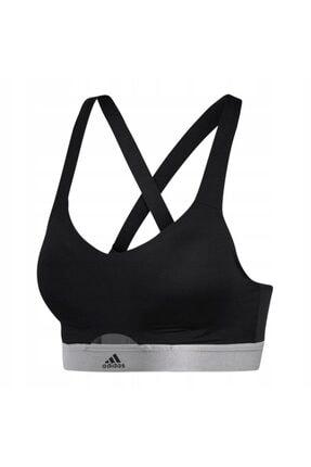 adidas STRNGR SOFT Siyah Kadın Sporcu Sütyeni 101117527