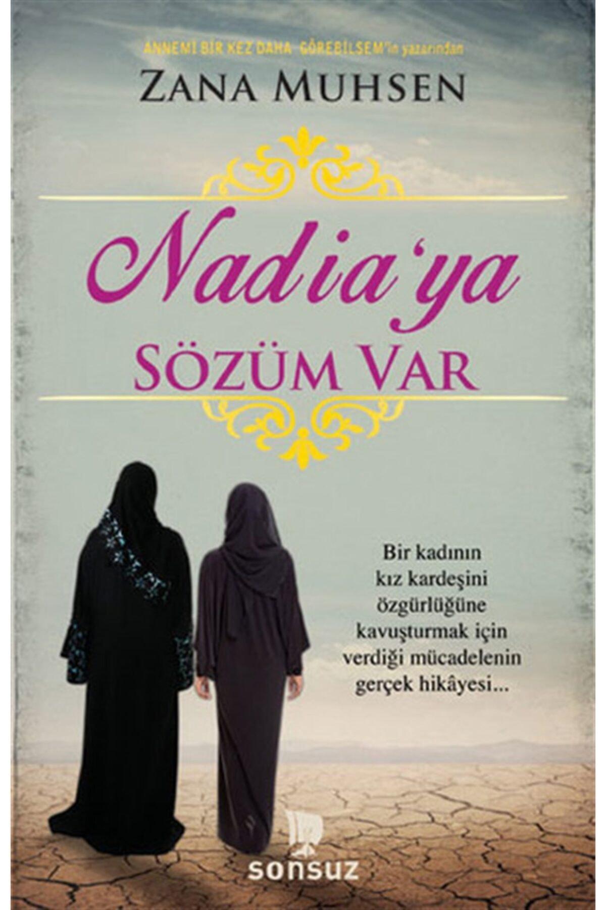 Yakamoz Yayınları Nadia'ya Sözüm Var 1