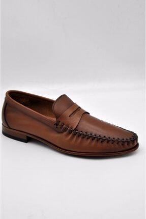 MARCOMEN Erkek Taba Kösele Ayakkabı 8100