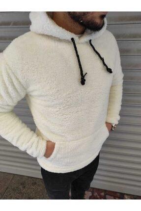 Karaca Giyim Erkek Peluş Kanguru Swet