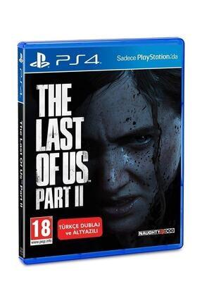 Sony The Last Of Us Part 2 PS4 Oyun - Türkçe Altyazı & Dublaj