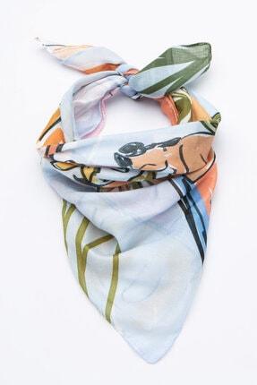 Penti Kadın Beyaz Çok Renkli Rıver Bandana