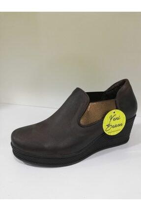 Mammamia Kadın Haki Ayakkabı 18k 145