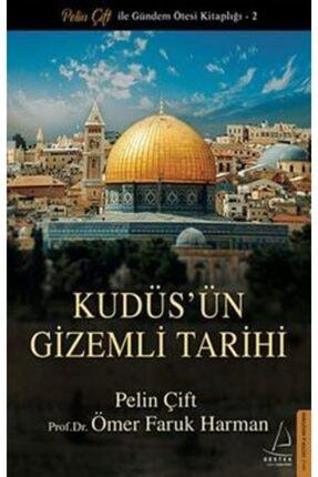 Destek Yayınları Kudüs'ün Gizemli Tarihi /pelin Çift & Tufan Gündüz /