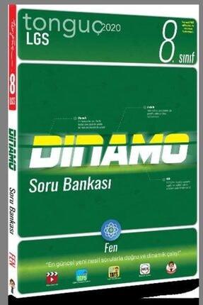Tonguç Akademi Tonguç 8. Sınıf Fen Bilimleri Dinamo Soru Bankası