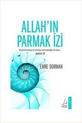 Destek Yayınları Allah'ın Parmak Izi /emre Dorman /