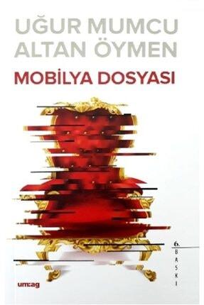 Um:Ag Yayınları Mobilya Dosyası Uğur Mumcu Altan Öymen