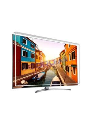 "CORUIAN Lg 65um7100 65"" Inç 165 Ekran Tv Ekran Koruyucu"