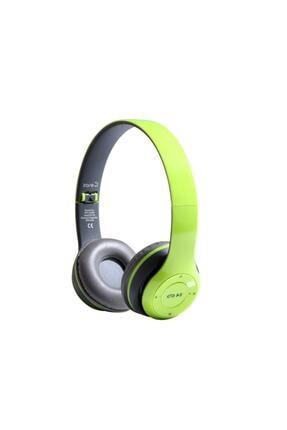 zore Btk-zr56 Bluetooth Kulaklık Yeşil