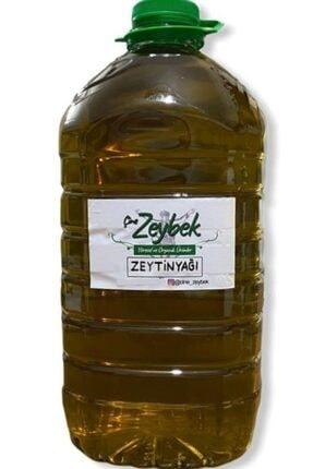 Çine Zeybek Organik Naturel Sızma Zeytinyağı ( 5 Lt )