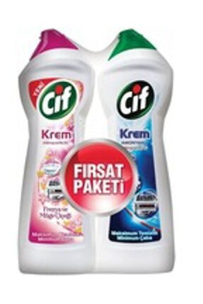 Cif Muge Krem 750+750 ml