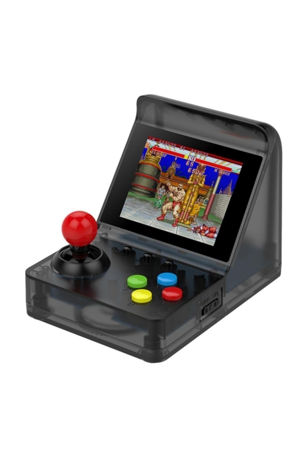 Mini Retro Retro Mini Arcade 16gb 3000 Oyunlu Ekranlı Atari Oyun Makinesi 1