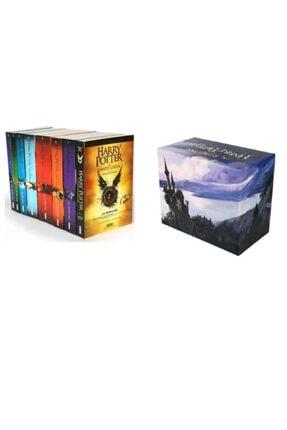 Yapı Kredi Yayınları Harry Potter 8 Kitap Seti + Özel Kutu