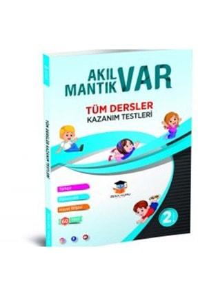 Zeka Küpü Yayınları Zeka Küpü 2. Sınıf Akıl Var Mantık Var Tüm Dersler Kazanım Testleri