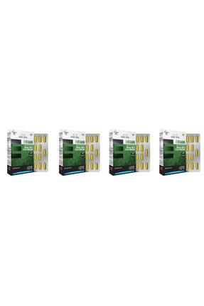 Zade Vital E Vitamini Blister 30 Kapsül 4'lü Paket