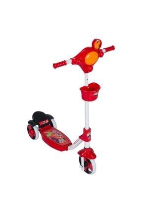 Scooter 3 Tekerlekli Frenli
