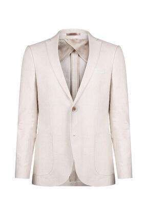 W Collection Erkek Bej Ceket