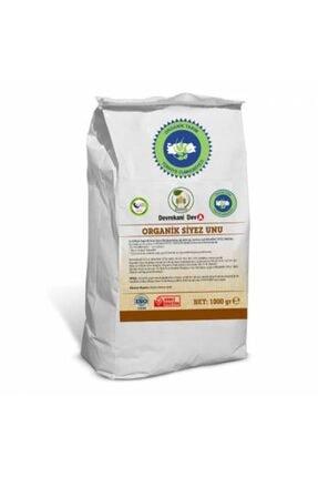 Devrekani DevA Organik Tam Buğday Siyez Unu 5 Kg.