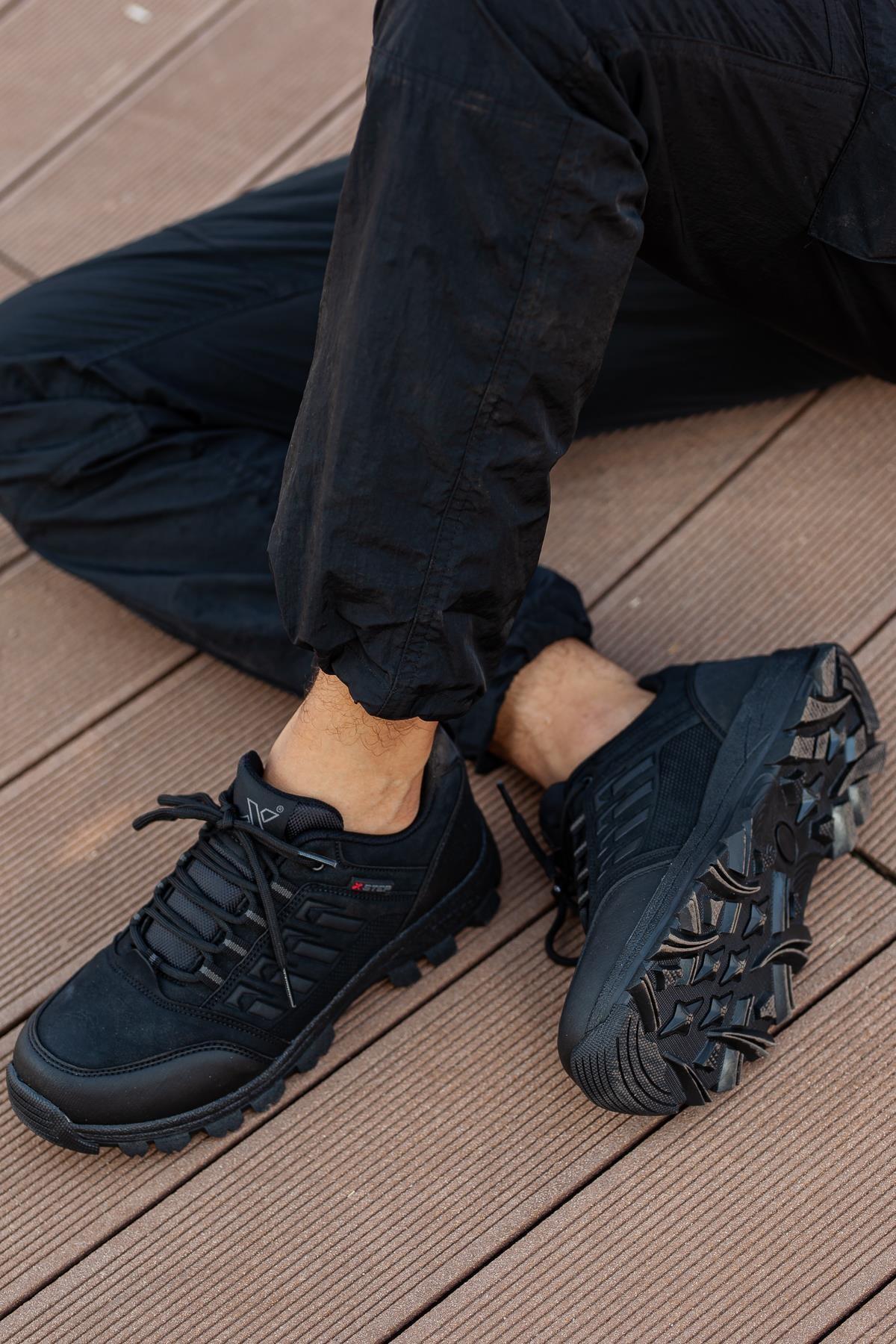 MUGGO Men Su Ve Soğuk Geçirmez Outdoor Erkek Ayakkabı 1