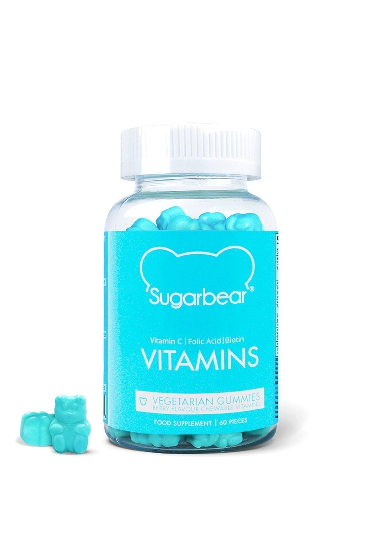 Sugarbear Vitamin 60 Kapsül 635797982873 1