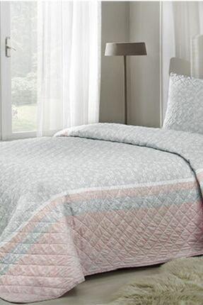 Özdilek Daisy Çift Kişilik Yatak Örtüsü Gri 230x250