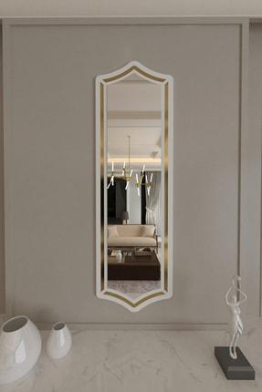 İkizlerçeyiz Beyaz  Sima Boy Aynası / 146cm X 45cm