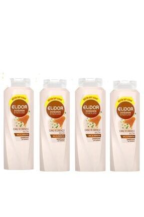 Elidor Doğanın Enerjisi Canlı Dirençli Şampuan 650 Ml X 4 Set.