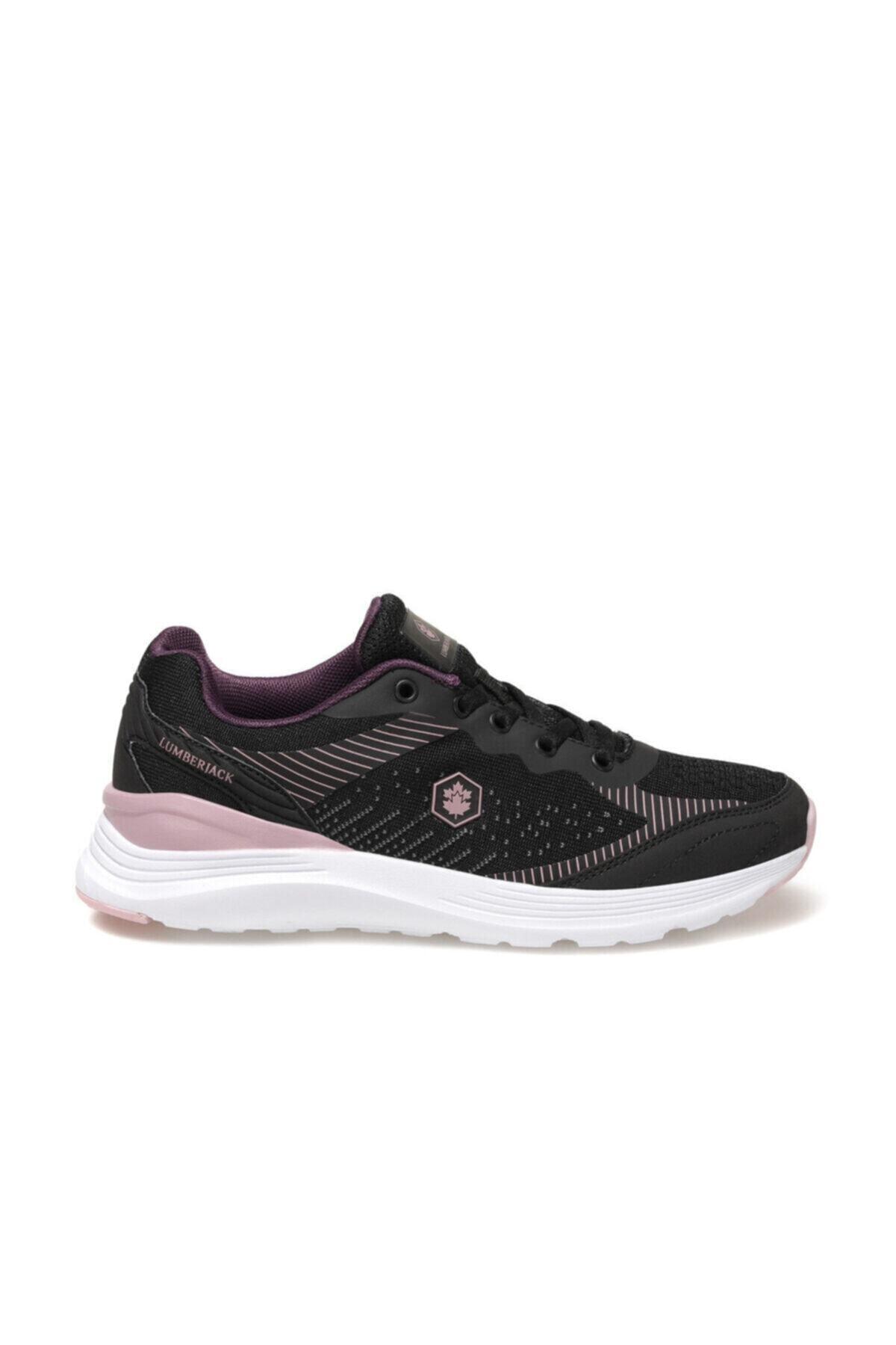 lumberjack VERONICA Siyah Kadın Koşu Ayakkabısı 100535475 2