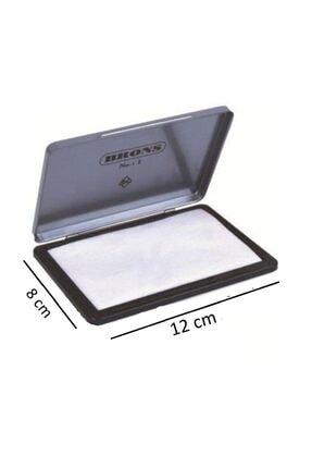 Brons Metal Stampa Orta Boy 12x8 1 Adet