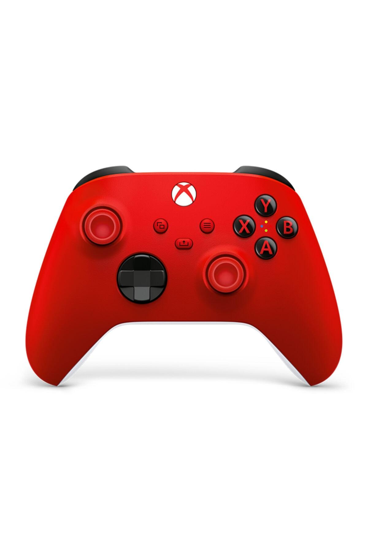 MICROSOFT Xbox Wireless Controller 9.Nesil - Kırmızı (Microsoft TR Garantili) 1