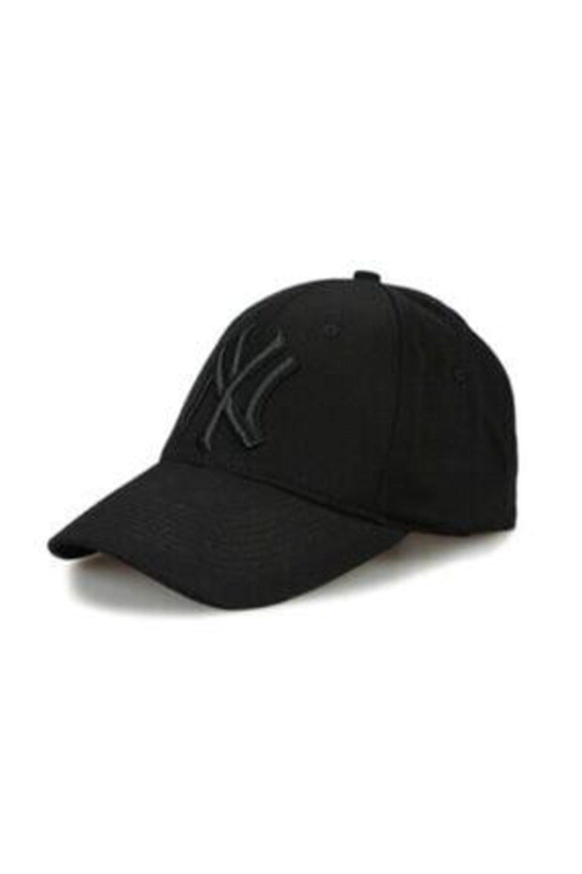 KOGLU Unisex Siyah Ny Şapka 1