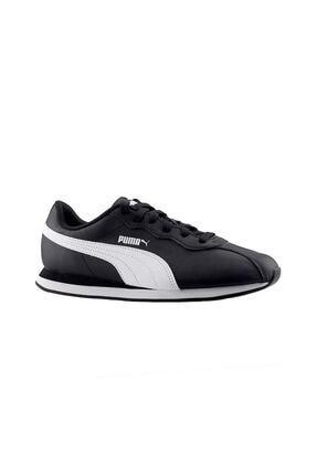 Puma 366962-01 Unisex Siyah Günlük Spor Ayakkabı